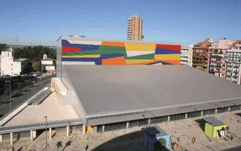 Mercado Central de Huelva y aparcamiento público