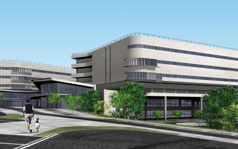 Cáceres New Hospital