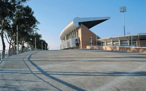 Proyecto de urbanización Recinto Nuevo Colombino