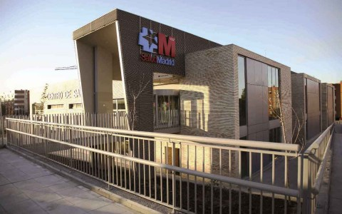 Centro Salud Olivas