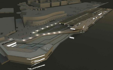 Redevelopment and Design of the Pier and Fish Market