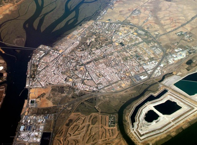 Huelva General Development Plan