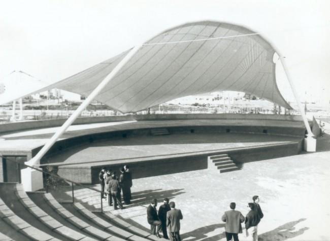 Parque Central de Isla Cristina