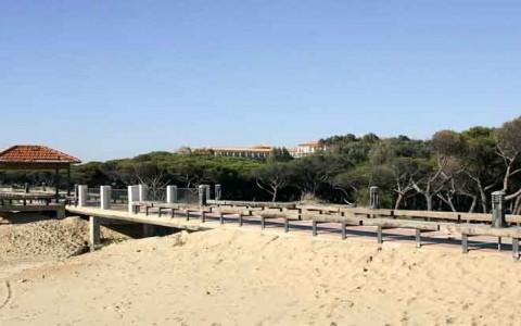 Isla cristina Promenade Seafront