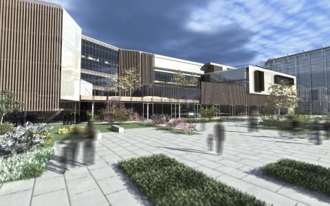 Helsinki Central Library. Concurso internacional