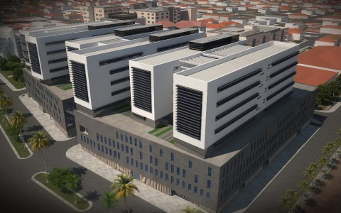 New Children's Hospital of Panama City