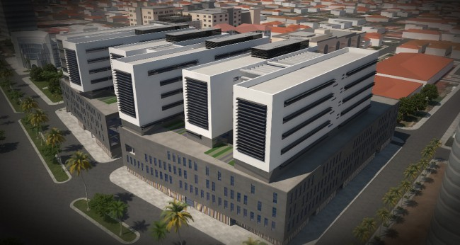 Proposal for the New Children's Hospital of Panama