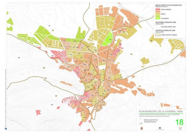 Plan Municipal de Vivienda de Jaén