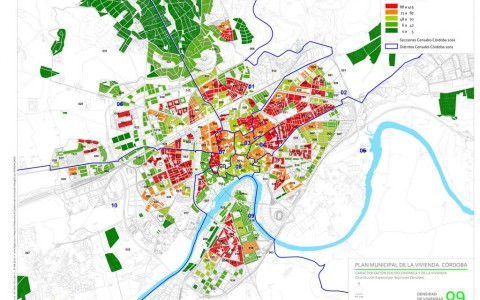 Cordoba's local public housing program