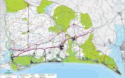 Huelva western litoral Regional Plan