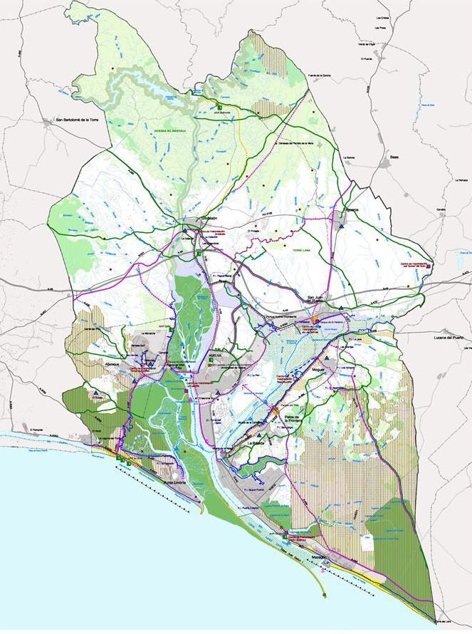 Plan de Ordenación del Territorio de la Aglomeración Urbana de Huelva