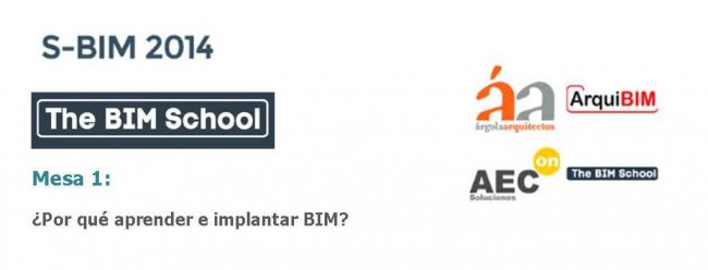 árgola arquitectos was part of the round-table discussion on BIM implementation.
