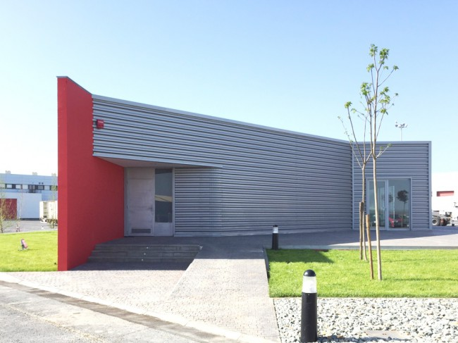 Completed the works for the new staff building for Trans Onuba Group