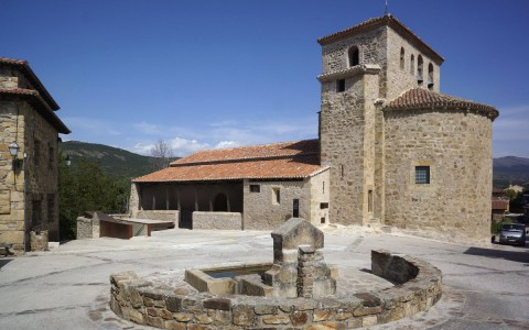 Prádena del Rincón Church