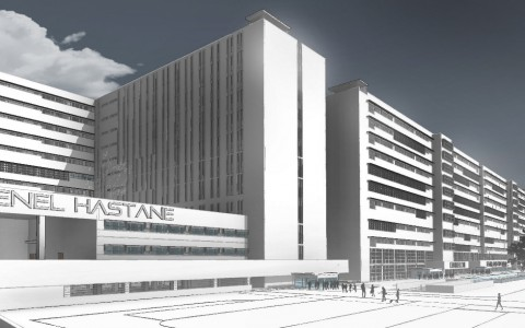 Campus Hospitalario de Izmir - Bayrakli