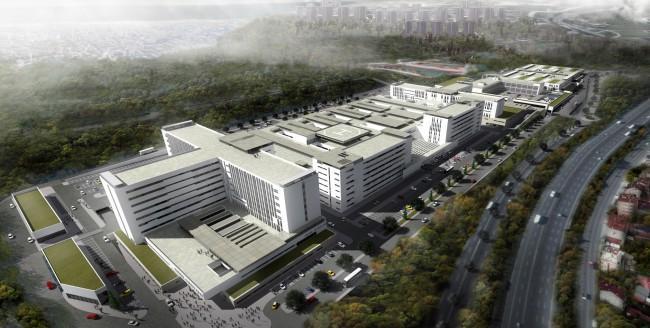 Campus Hospitalario en Kocaeli