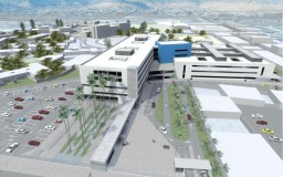 Nuevo Hospital III Vitarte en Lima
