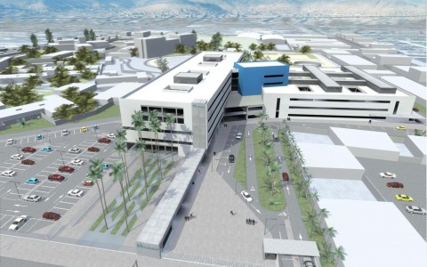 III Vitarte Hospital in Lima